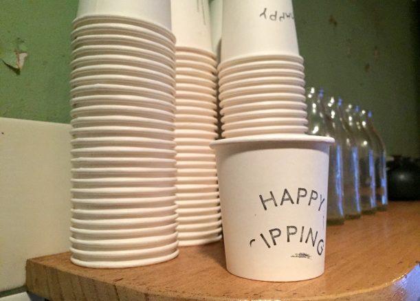 The wasteful habit of drinking takeaway coffee