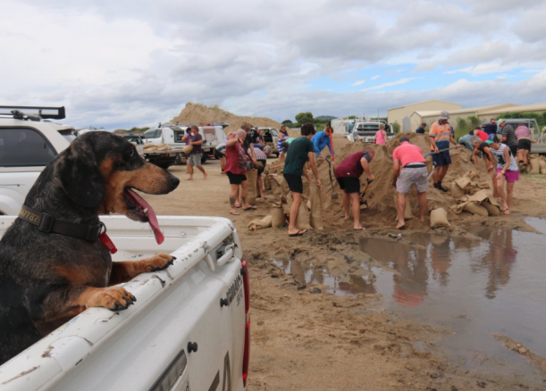 Northern Queensland set to face Cyclone Debbie