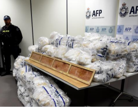 Largest ice bust in Australian history