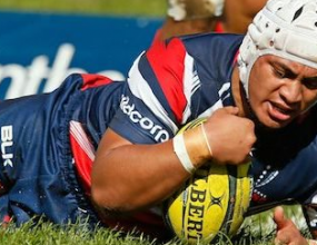 Ikapote Tupai feeling home with Melbourne Rebels