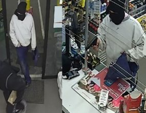 Police seek suspects in Preston robbery