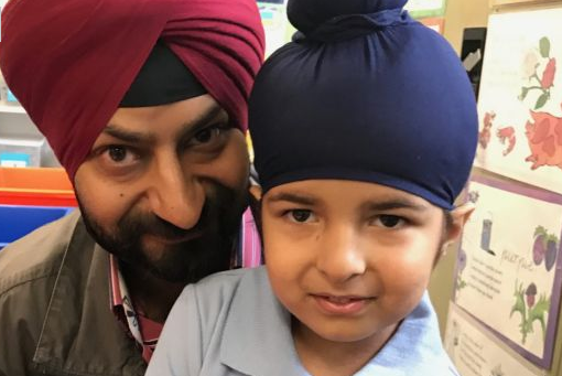 Ban on Sikh boy's patka at Melbourne school