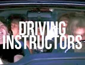 Driving instructors and the unbelievable things they do
