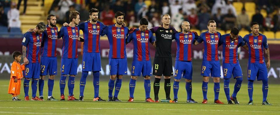 Fc barcelona pay tribute to terror victims upstart tributes flow as sport club remember victims of terror attack fc barcelona stopboris Choice Image