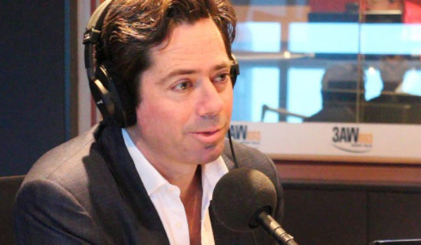 AFL CEO backs stripping media accreditation
