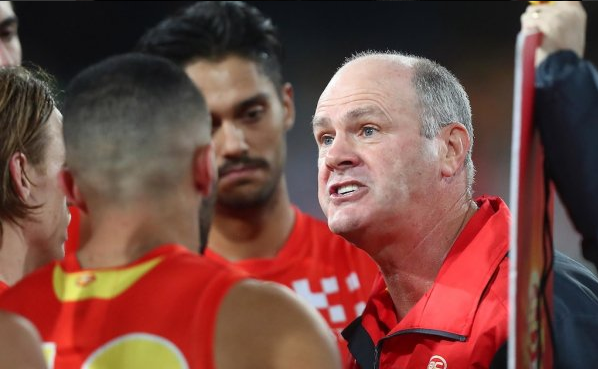 Rodney Eade departs the Suns