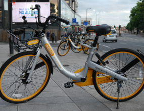 Why is the bike share business causing such a fuss?