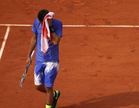 Australian tennis: Game, scream and meltdown