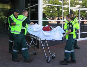 Paramedics caught in drug scandal
