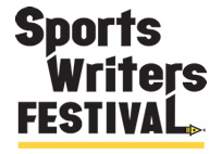 The Sports Writers Festival celebrates sport through the..
