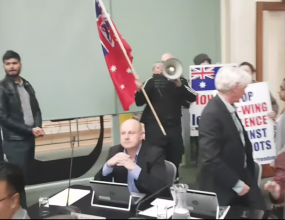 Yarra Council ambushed by far-right over Australia Day