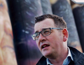 Daniel Andrews spends big on Facebook likes