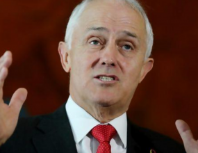 Turnbull speaks on Abbott 'headbutt' incident