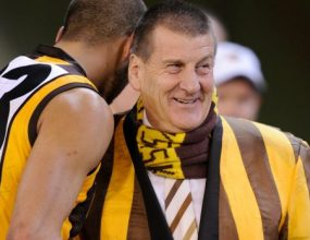 Jeff Kennett returns to Hawthorn as president