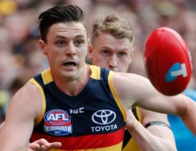 Crows trade Jake Lever to Melbourne