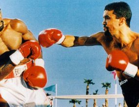 Two boxing Hall of Famers and one incredible rivalry.