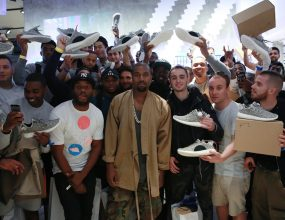 Sneaker culture is causing mass hysteria among enthusiasts.