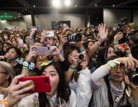 K-pop is gaining a growing fan base in Australia.