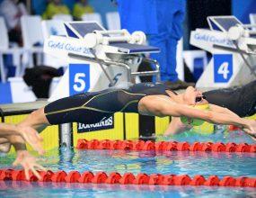 Kaylee McKeown – Australia's Commonwealth Games..
