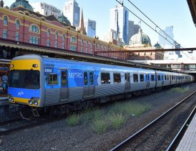 Sky News banned from CBD train stations