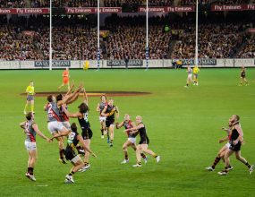 What politics might learn from footy.