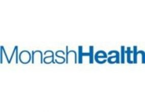 Job opportunity at Monash Health.