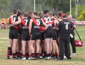 Kyabram could break Victorian football record