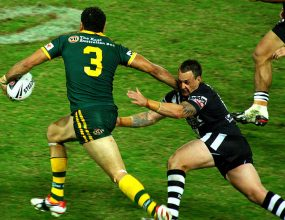 Greg Inglis' Australian captaincy in doubt