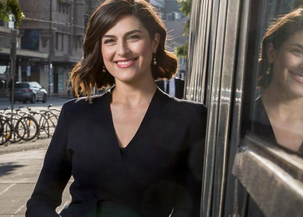 Sarah Abo: From archive room to SBS reporter