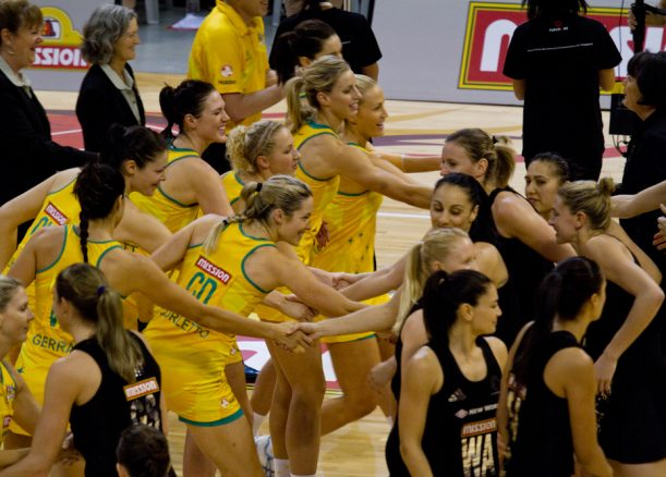 The history of netball's greatest rivalry