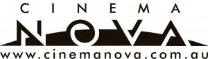 Cinema Nova Logo Black