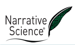 Narrative Science: The future of online journalism?
