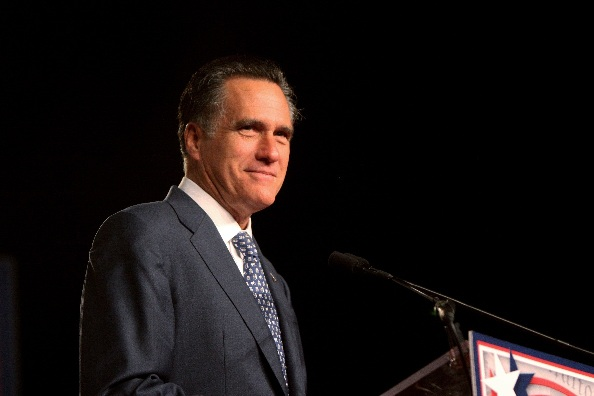 Will Mitt Romney's secrecy regarding his financial past..
