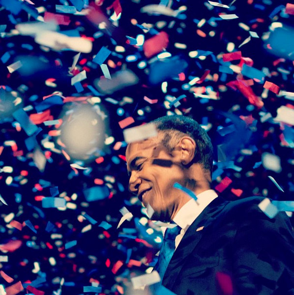 Four more years for Obama