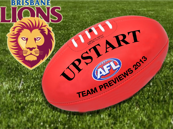 AFL 2013 team preview: Brisbane