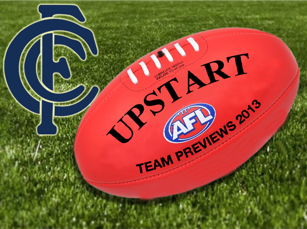 AFL 2013 team preview: Carlton