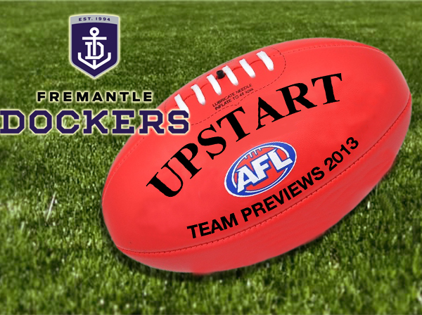 AFL 2013 team preview: Fremantle
