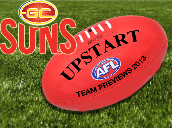 AFL Gold Coast 2013 team preview