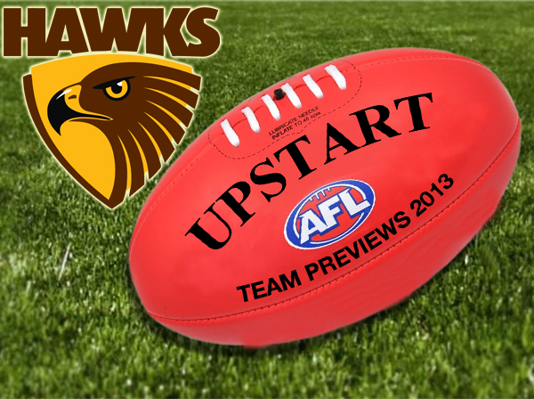 AFL Hawthorn 2013 team preview