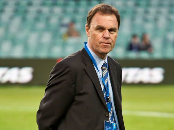 If Holger Osieck doesn't give Australia's youngsters a..
