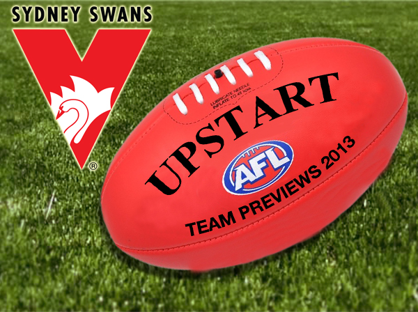 AFL 2013 team preview: Sydney
