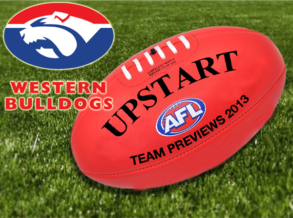 AFL 2013 team preview: Western Bulldogs