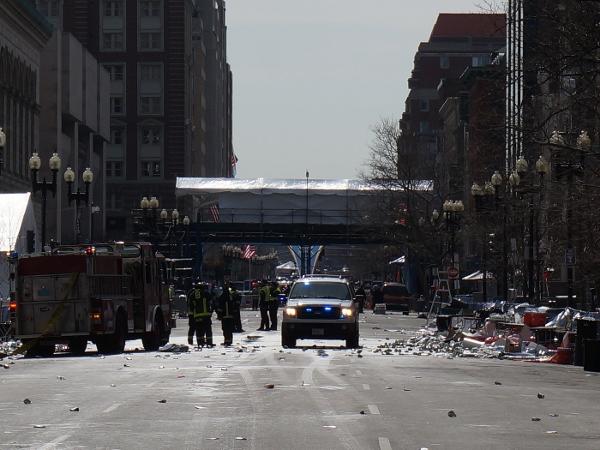 Boston's bravest