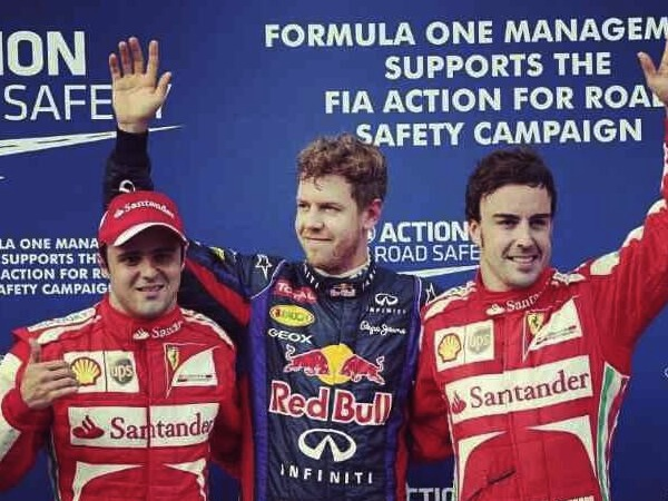 Formula 1 2013 review: Australia to Bahrain