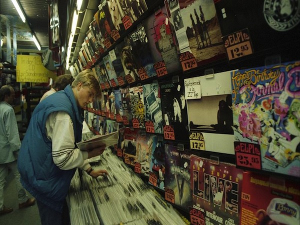 Celebration of vinyl