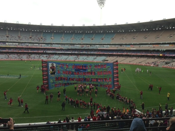 AFL Upside: Round One – Melbourne