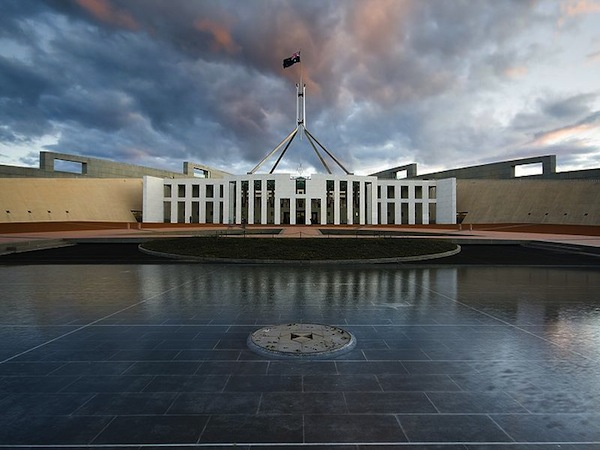 upstart goes to Canberra – Malcolm Turnbull