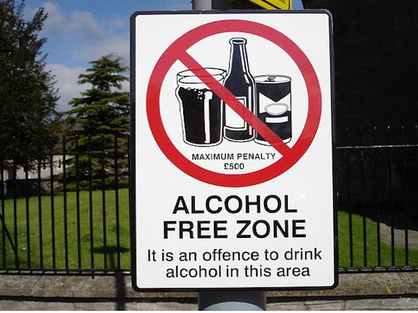 Celebrating sobriety