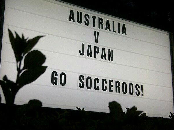 Socceroos vs. Japan: Live blog