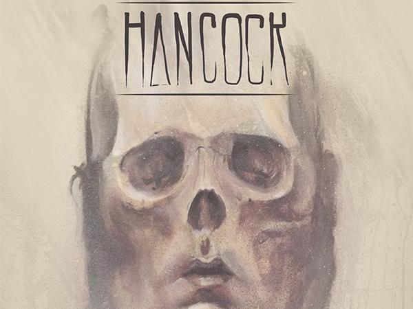 Hancock on display